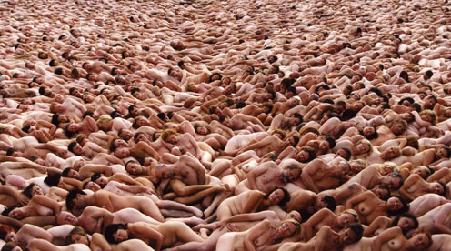 Pic by Spencer Tunick